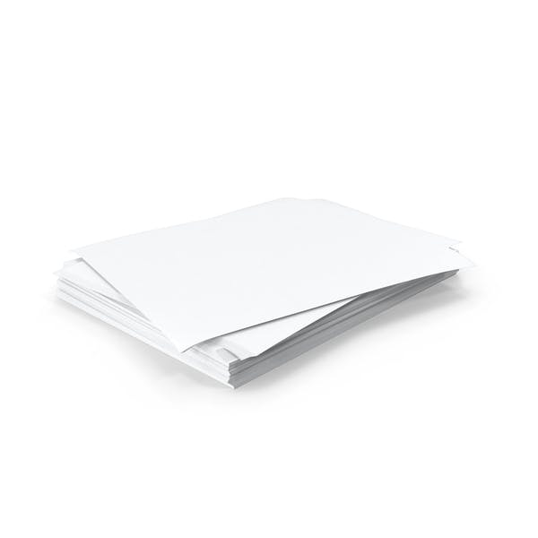 Cover Image for Small Stack of Paper