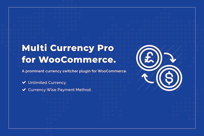 Thumbnail for Multi Currency Pro for WooCommerce