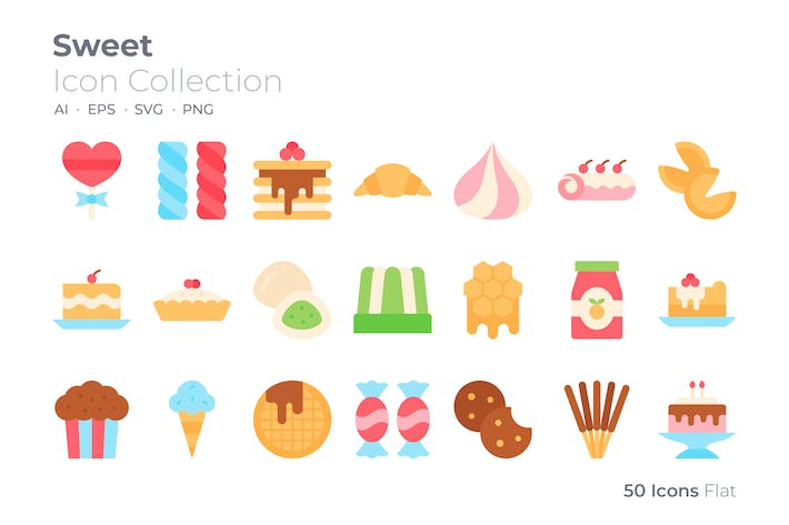 Thumbnail for Sweet Color Icon