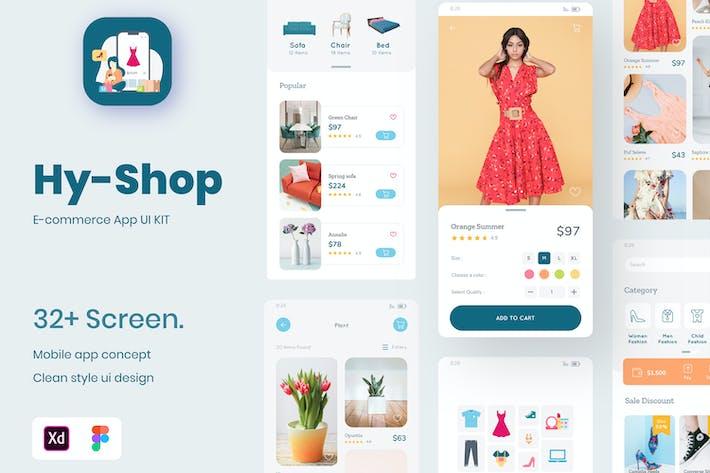 Thumbnail for Мобильное приложение для электронной коммерции