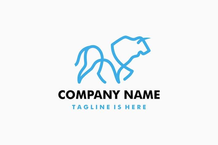 Thumbnail for Bull Monoline Logo