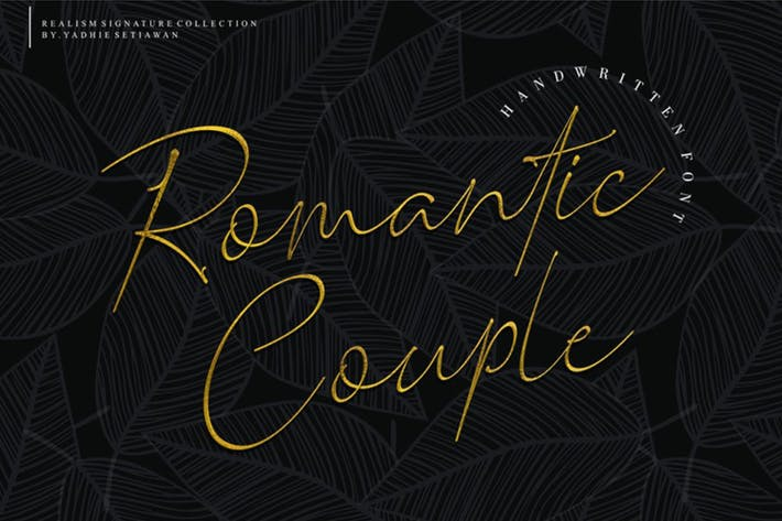 Cover Image For Romantic Couple