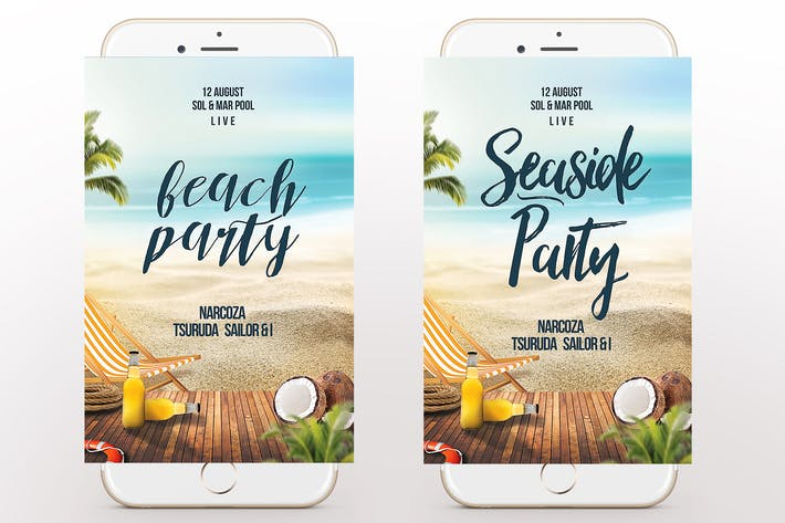 Thumbnail for Beach Party