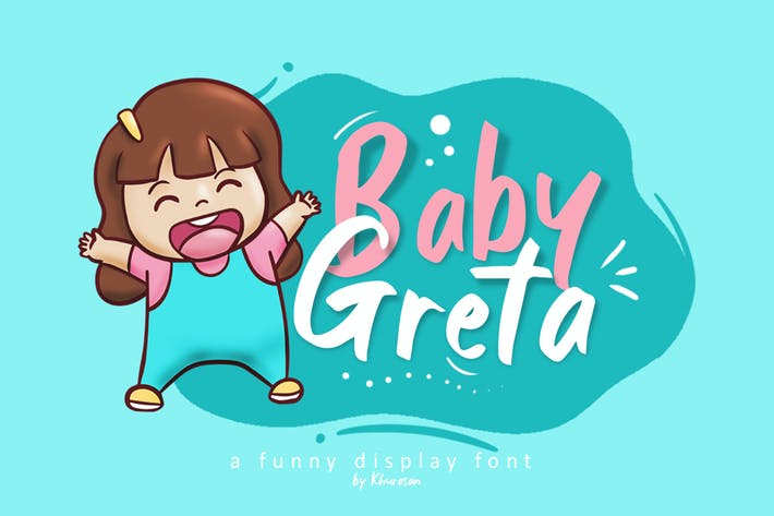 Thumbnail for Bébé Greta