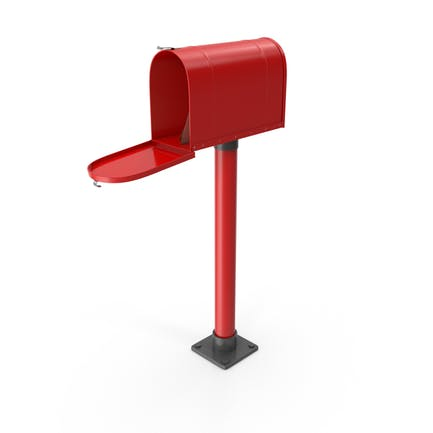 Mailbox On Post Opened