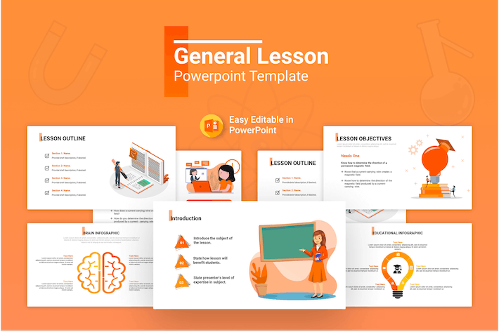 Thumbnail for General Lesson Plan Presentation