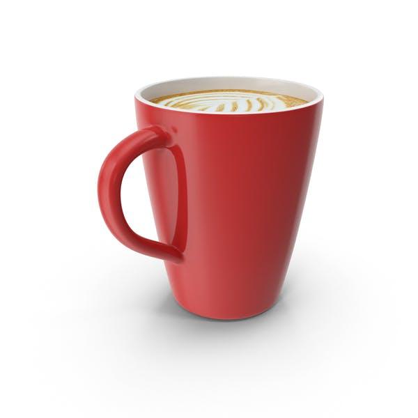 Thumbnail for Latte Red Mug
