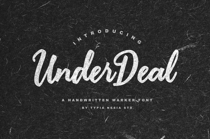 Cover Image For Under Deal