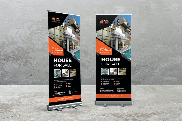 Thumbnail for Property Roll Up Banner