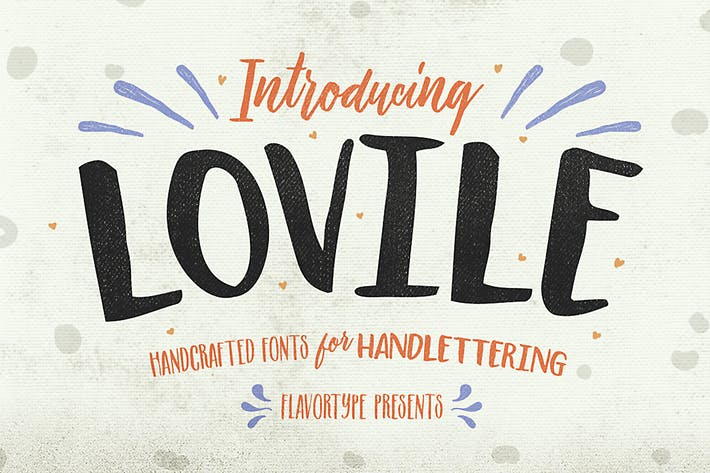 Thumbnail for Lovile Type