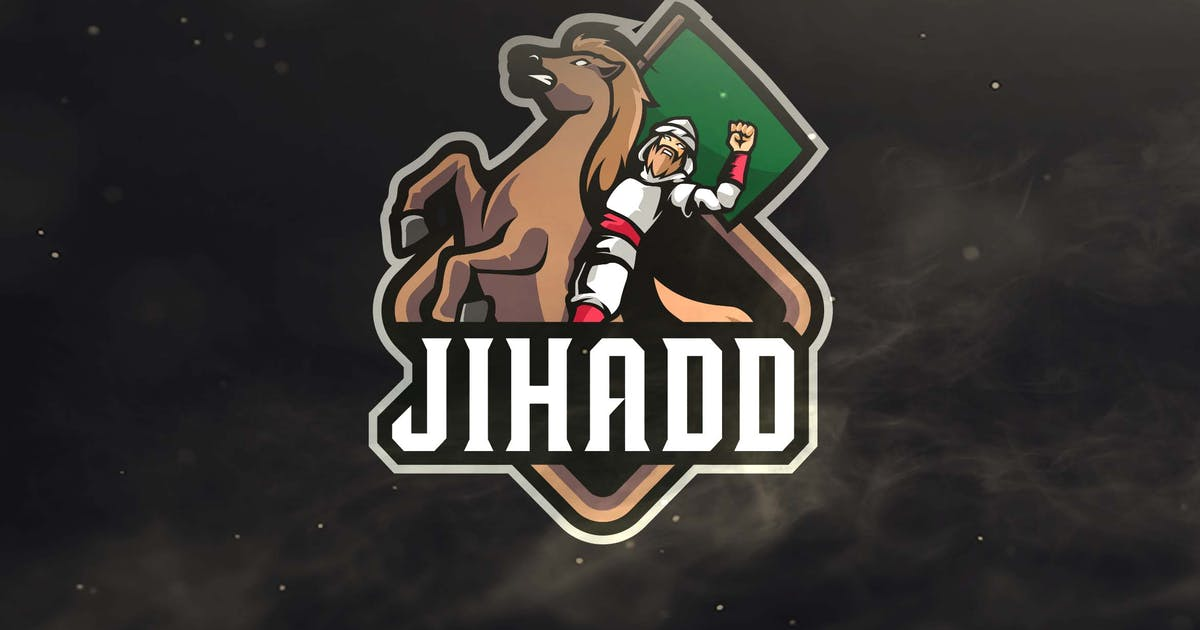 Download Jihadd Sport and Esports Logos by ovozdigital