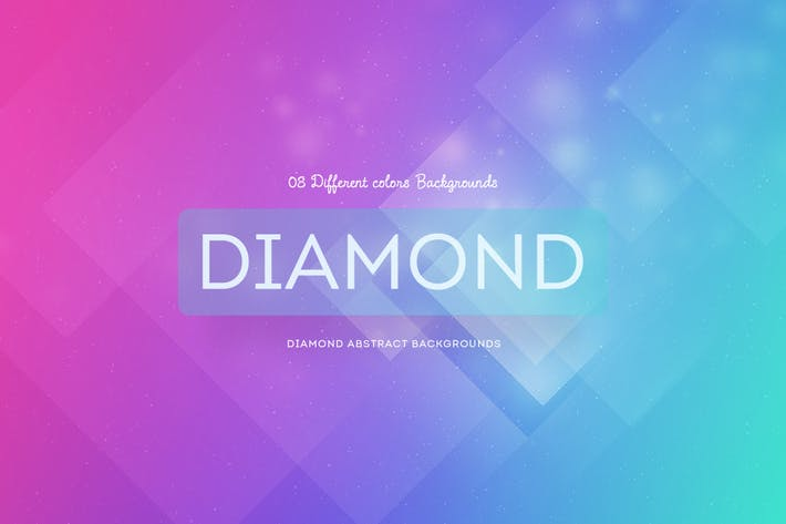 Cover Image For Diamond Abstract Backgrounds