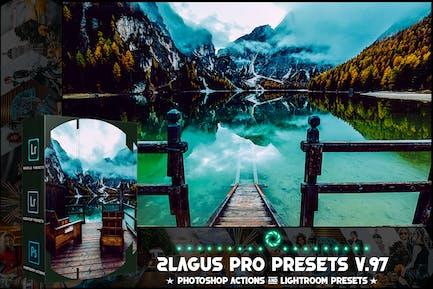 PRO Presets - V 97 - Photoshop & Lightroom