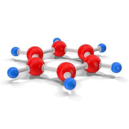 Молекула бензола