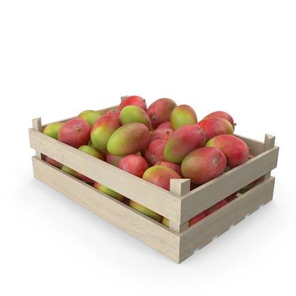 Wooden Mango Crate