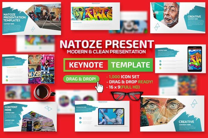Thumbnail for Презентация Powerpoint Natoze