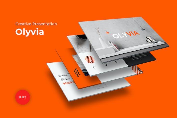 Olyvia Creative Powerpoint