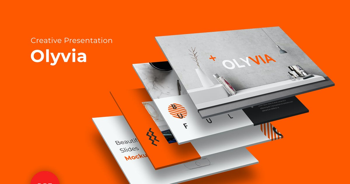 Download Olyvia Creative Powerpoint by amsupply