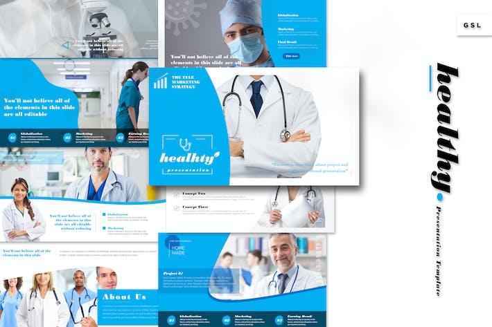Healthy - Google Slides