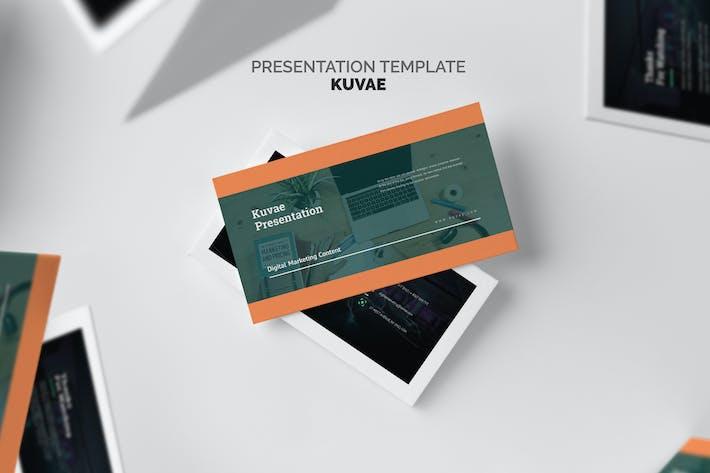 Thumbnail for Kuvae : Digital Marketing Proposal Google Slides