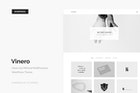 Vinero - Creative MultiPurpose WordPress Theme
