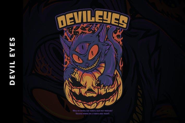 Thumbnail for Дьявол Глаза Хэ