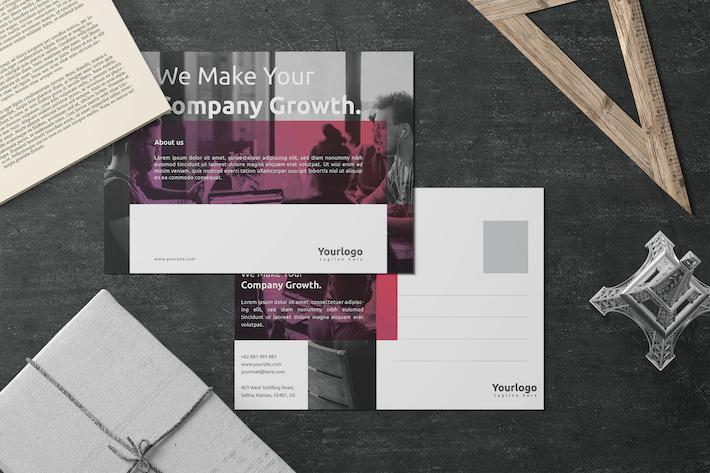 Thumbnail for Компания - Дизайн открыток