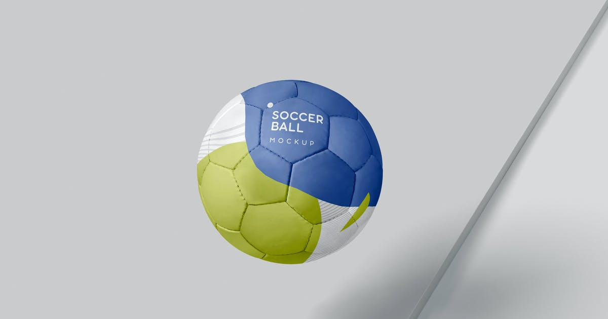 Download Soccer Ball Mockups by GfxFoundry