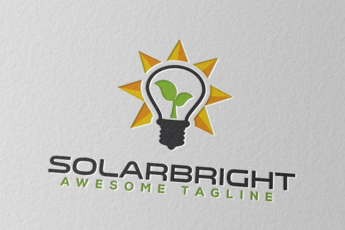 Thumbnail for Solar Bright Logo