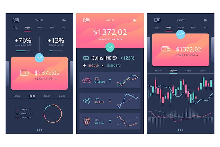Cover Image For Vector Crypto Wallet