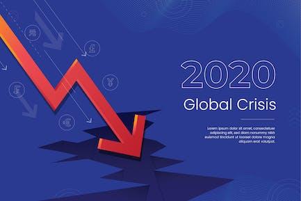 Globale Krise 2020