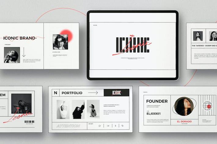 Thumbnail for Iconic - Minimal Fashion Keynote