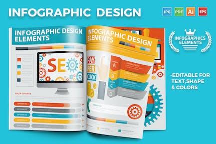 SEO Development Infographics