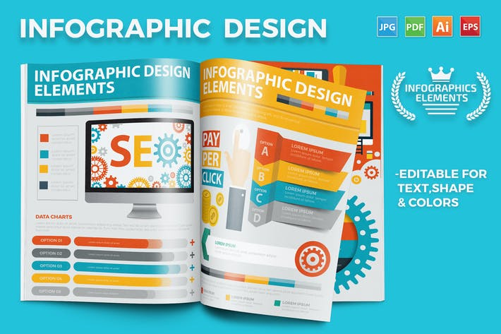 Thumbnail for SEO Development Infographics