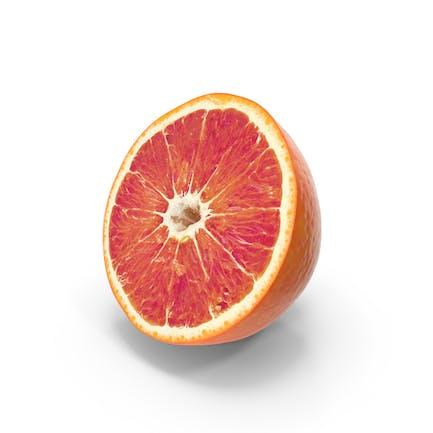 Roter Oranger Halbschnitt