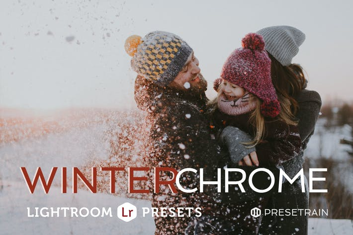 Thumbnail for Winterchrome Lightroom Presets