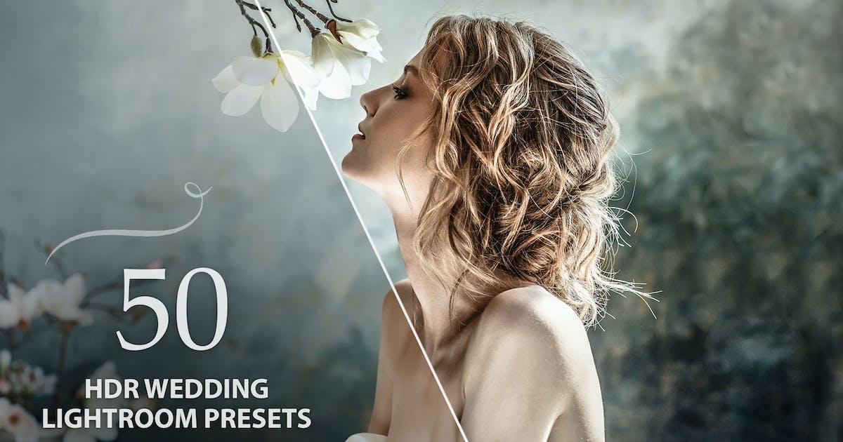Download 50 HDR Wedding Lightroom Presets by Eldamar_Studio