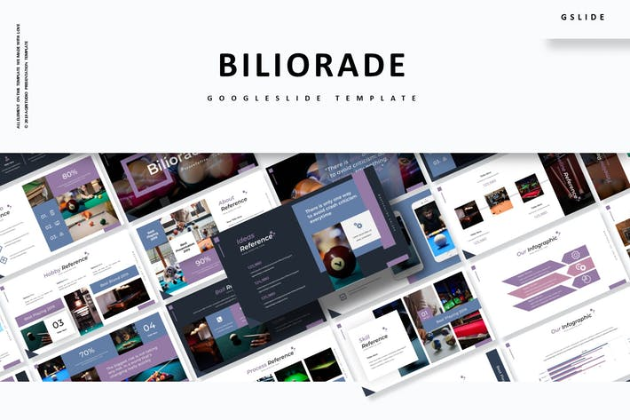 Cover Image For Biliorade - Google Slides Template