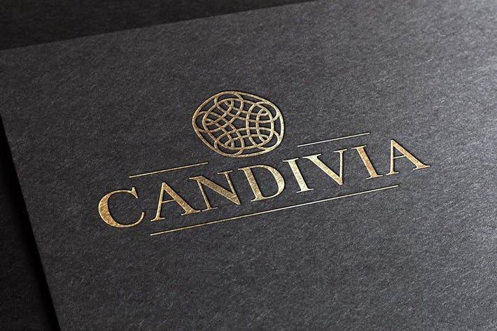 Thumbnail for Candivia Logo Template