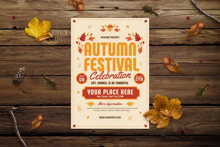 Thumbnail for Autumn Festival