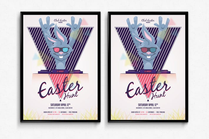 Thumbnail for Easter Hunt Poster