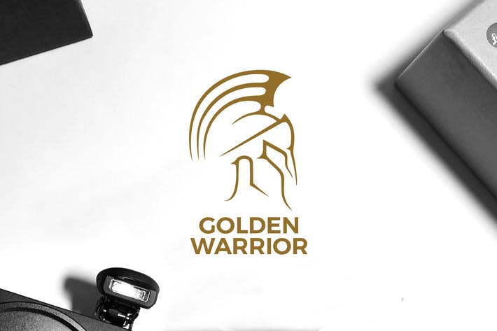 Thumbnail for Golden Warrior Logo