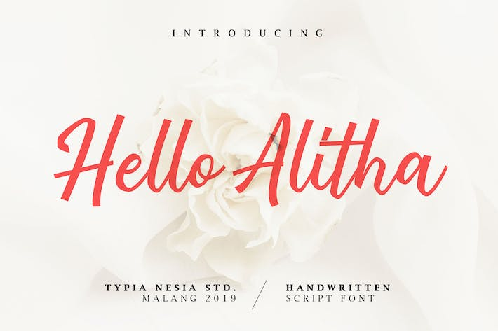 Thumbnail for Hello Alitha