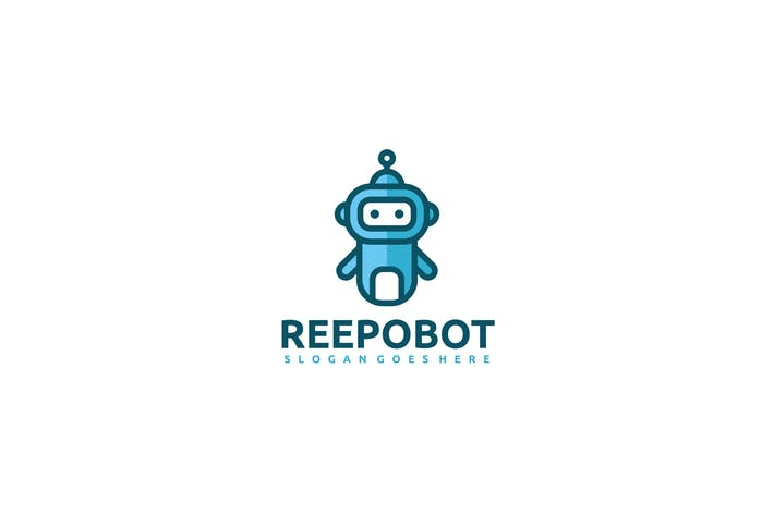 Thumbnail for Robot Logo