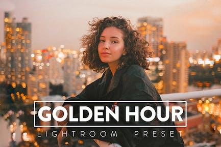 10 Пресеты Lightroom Золотой час»
