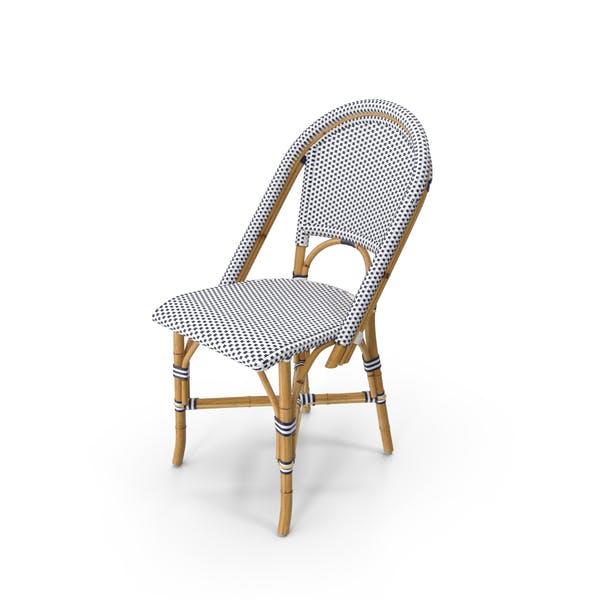 Плетеный боковой стул Ривьера