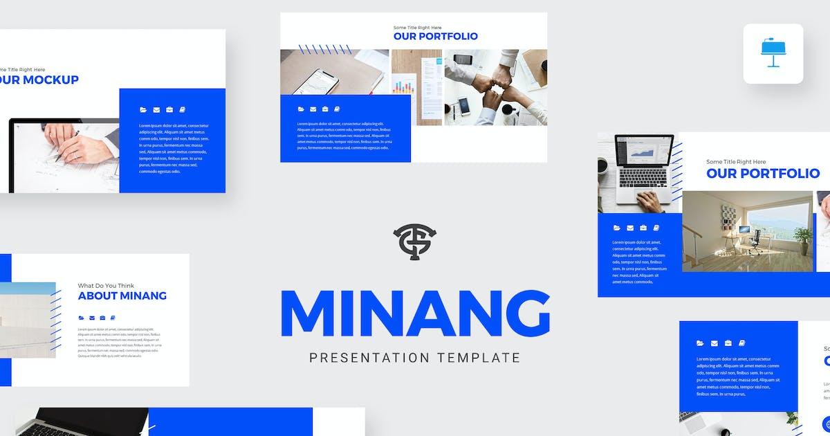 Download Minang Corporate - Keynote by graptailtype