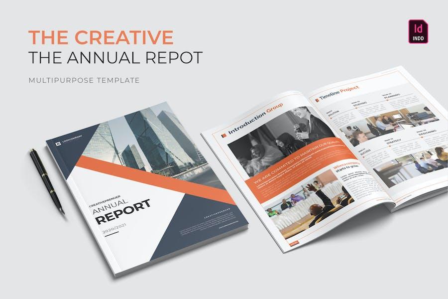 Creative Preneur   Annual Report