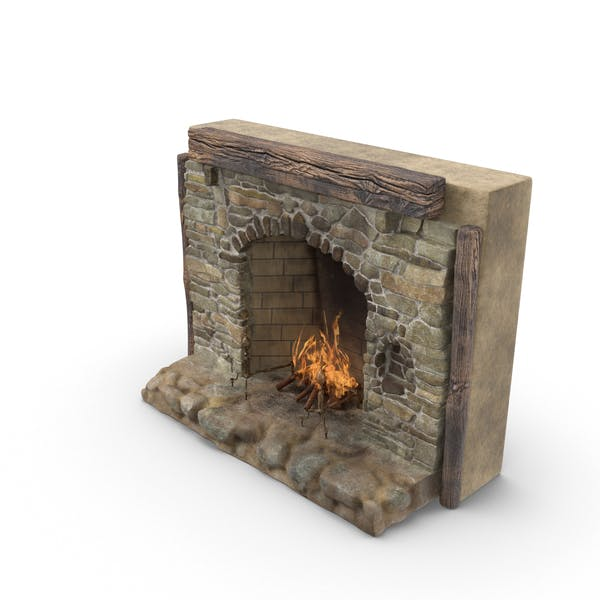 Thumbnail for Medieval Fireplace