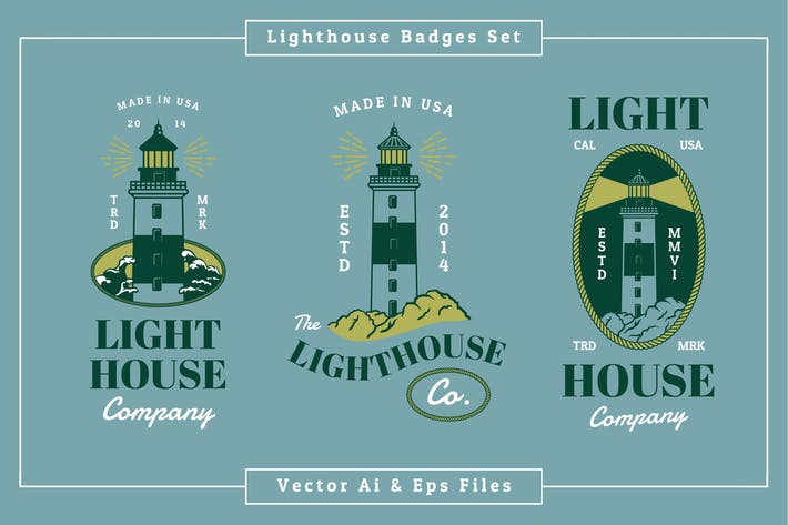 Thumbnail for Lighthouse Badges